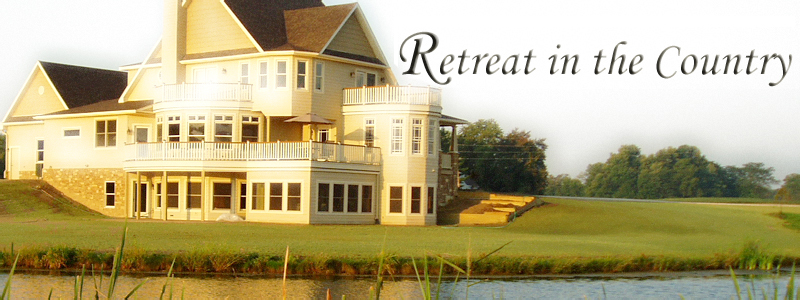 Retreat in the Country